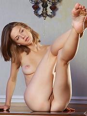 Posing gal